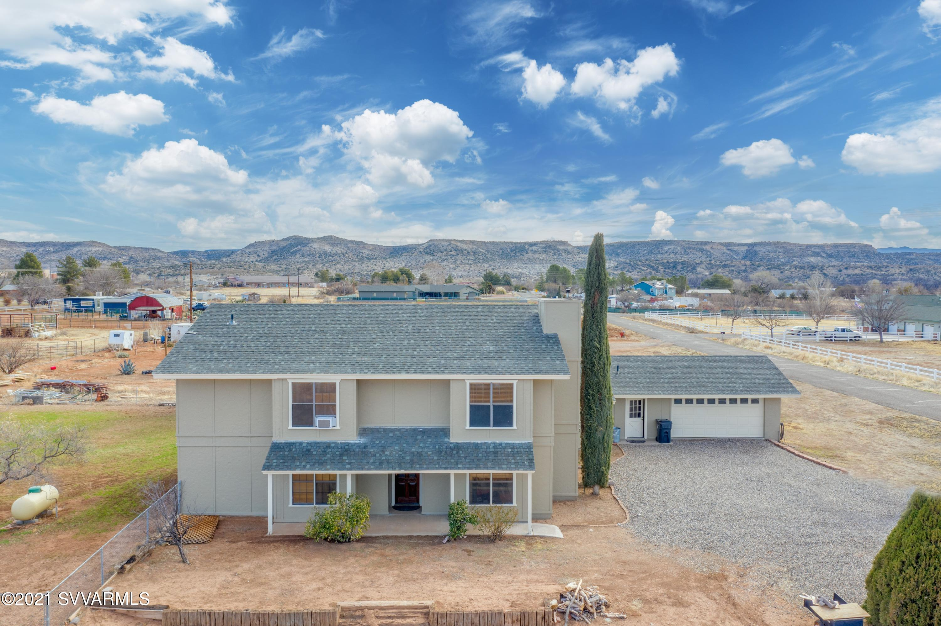 724 W Mesa Lane Camp Verde, AZ 86322