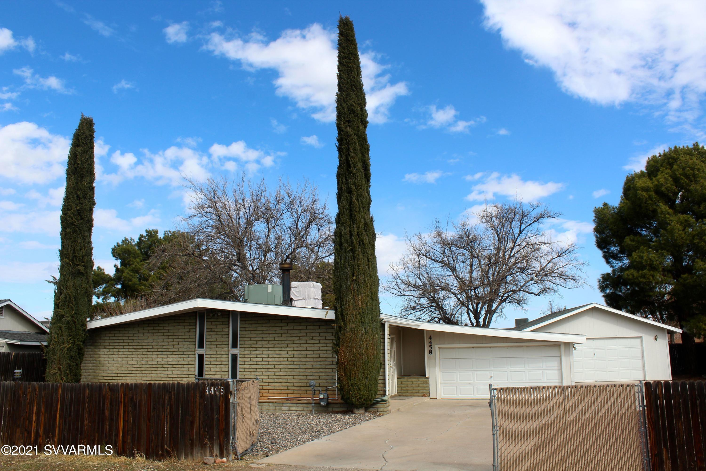 4458 E Silver Leaf Tr Cottonwood, AZ 86326