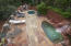 Continued use of flagstone & local rocks - enjoy the grotto style pool with the cascading water feature...