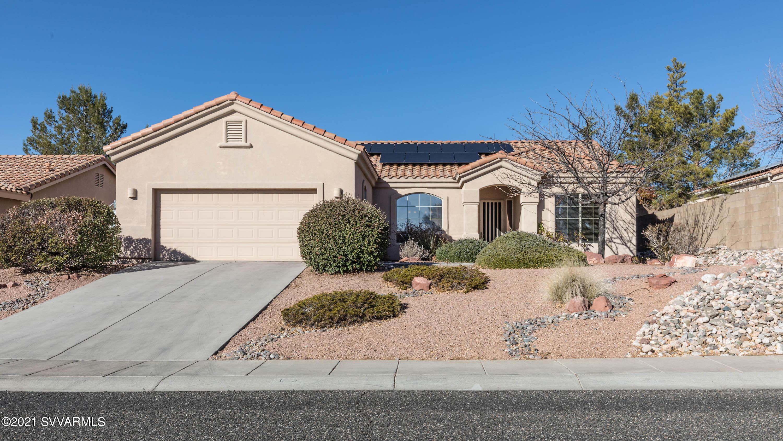 1261 E Ridgeview Drive Cottonwood, AZ 86326