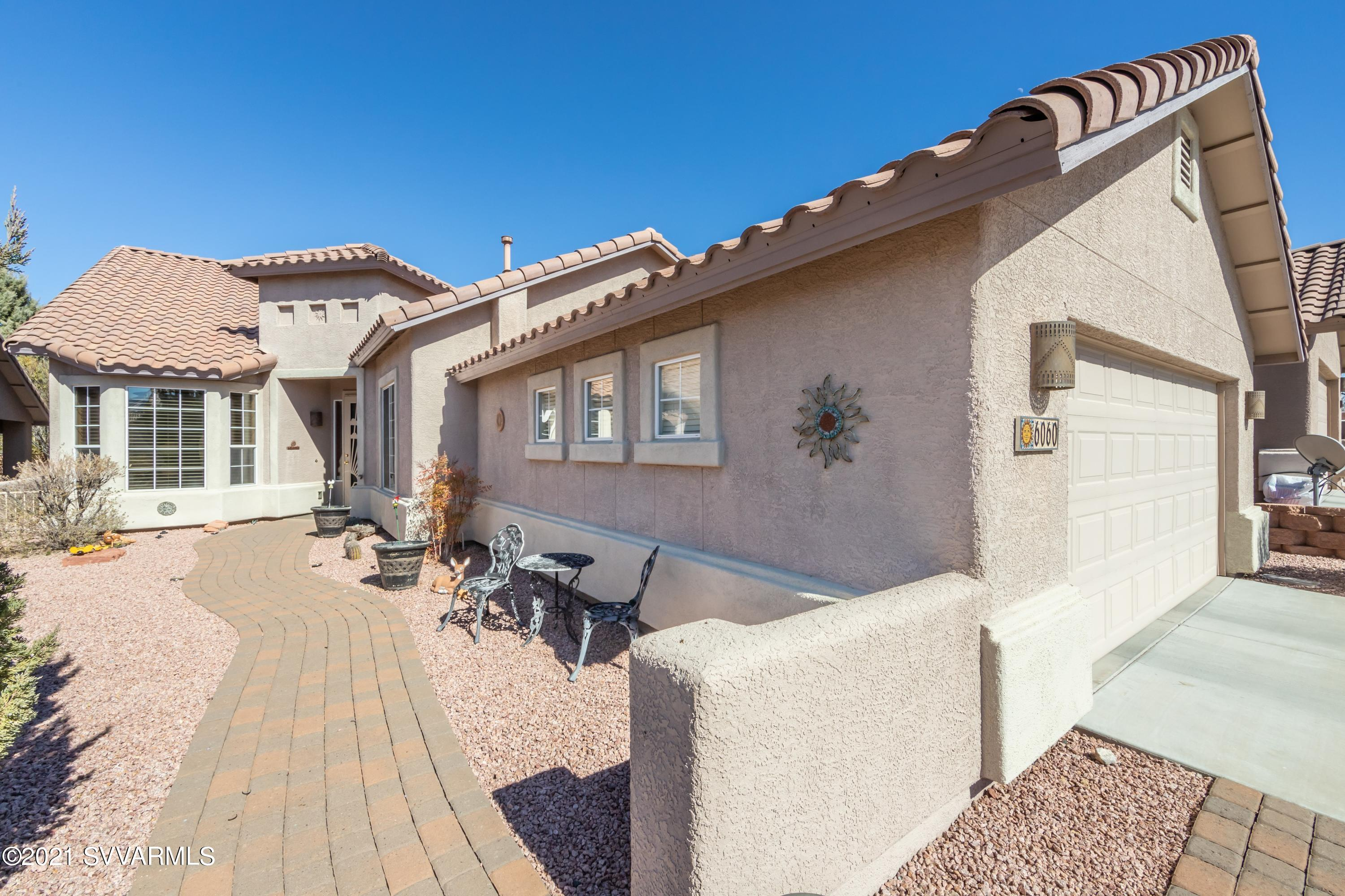 6060 E Pinion Vista Court Cornville, AZ 86325