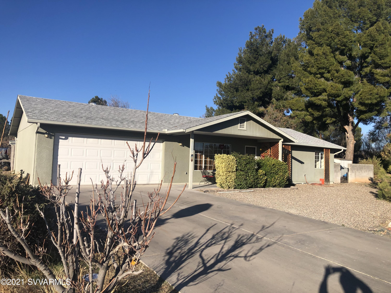 2100 S Trails End Drive Cottonwood, AZ 86326