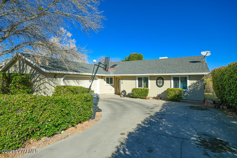 616 W Whipple Drive Cottonwood, AZ 86326