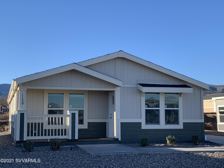 1159 E Wheeler Rd Camp Verde, AZ 86322