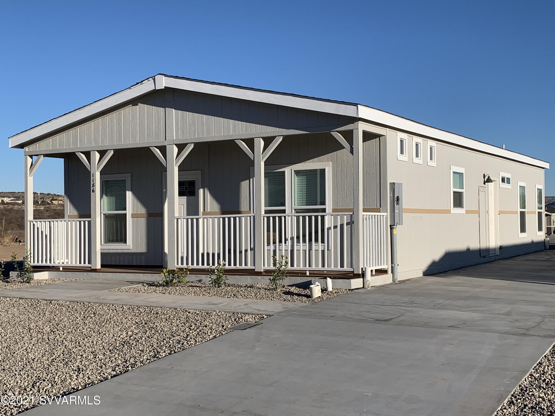 1186 E Wheeler Rd Camp Verde, AZ 86322