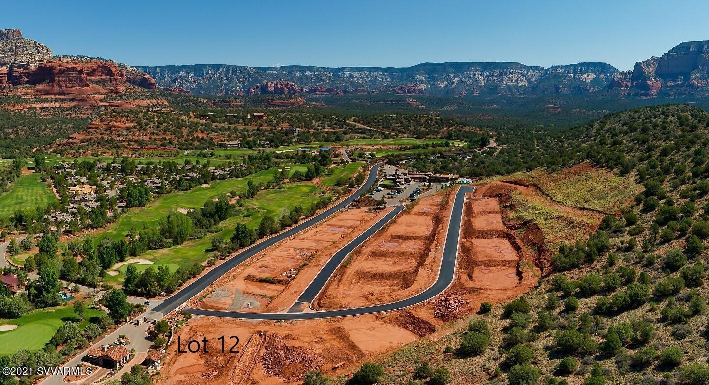 27 Fay Canyon Rd UNIT Lot 12 Sedona, AZ 86336