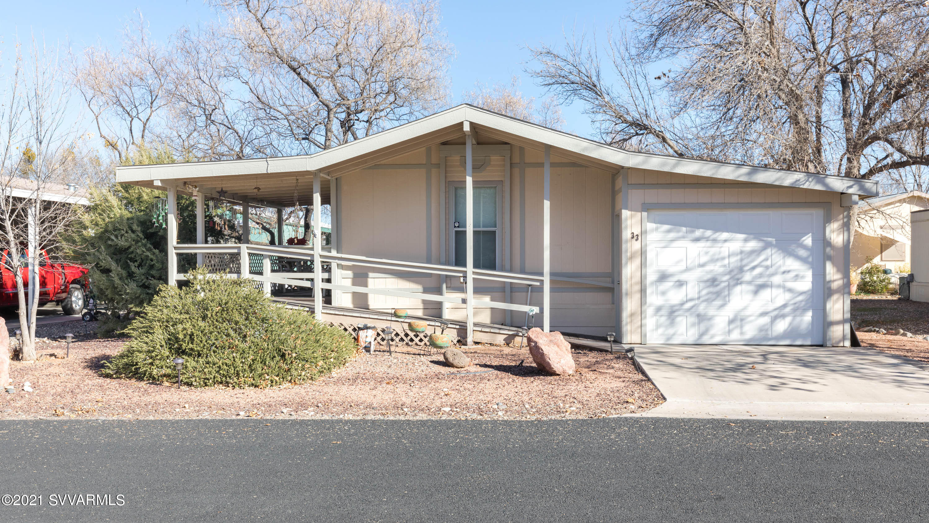 1487 W Horseshoe Bend Drive UNIT #33 Camp Verde, AZ 86322