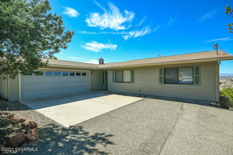 4760 N Valancius Way Rimrock, AZ 86335