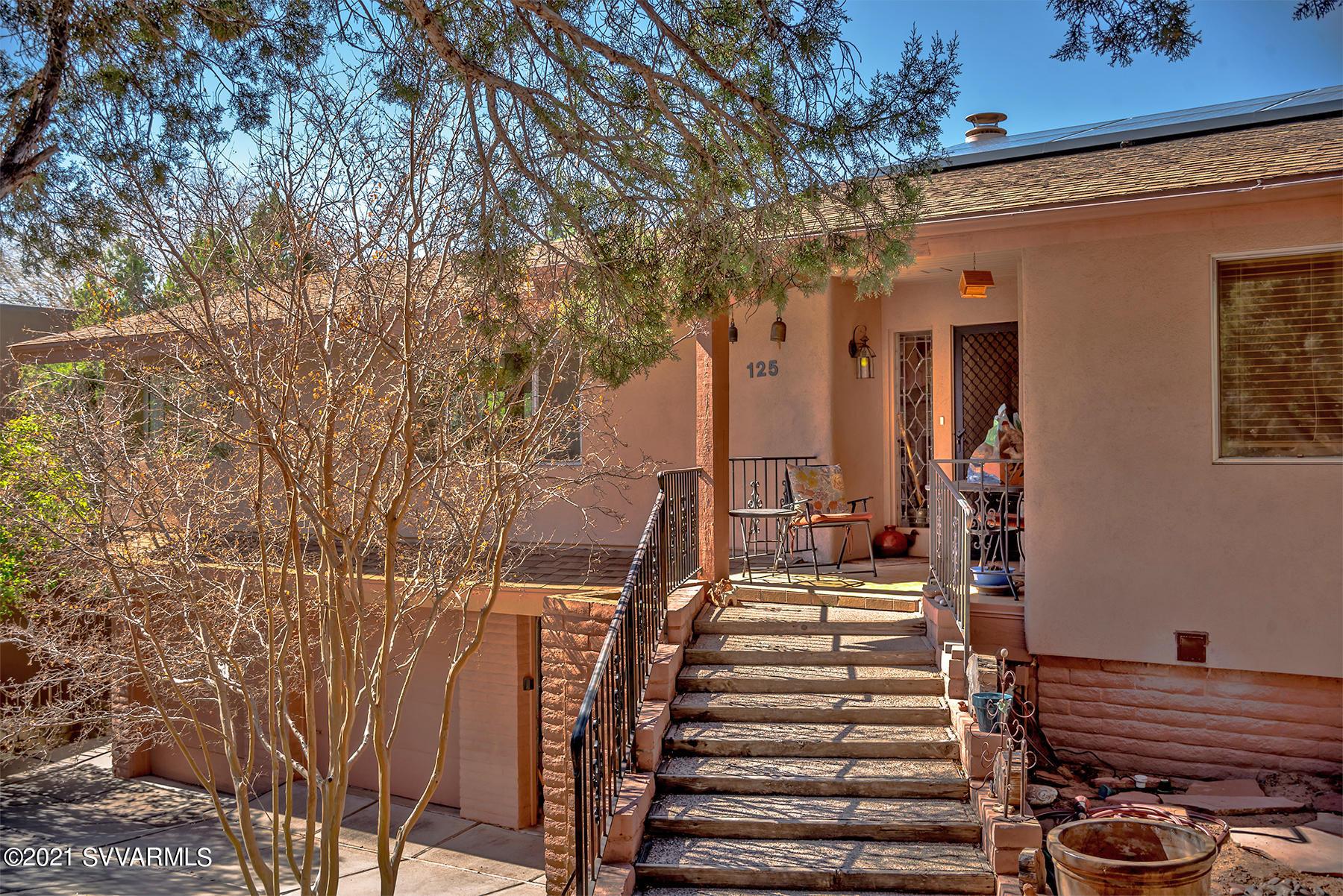 125 Lake Drive Sedona, AZ 86336