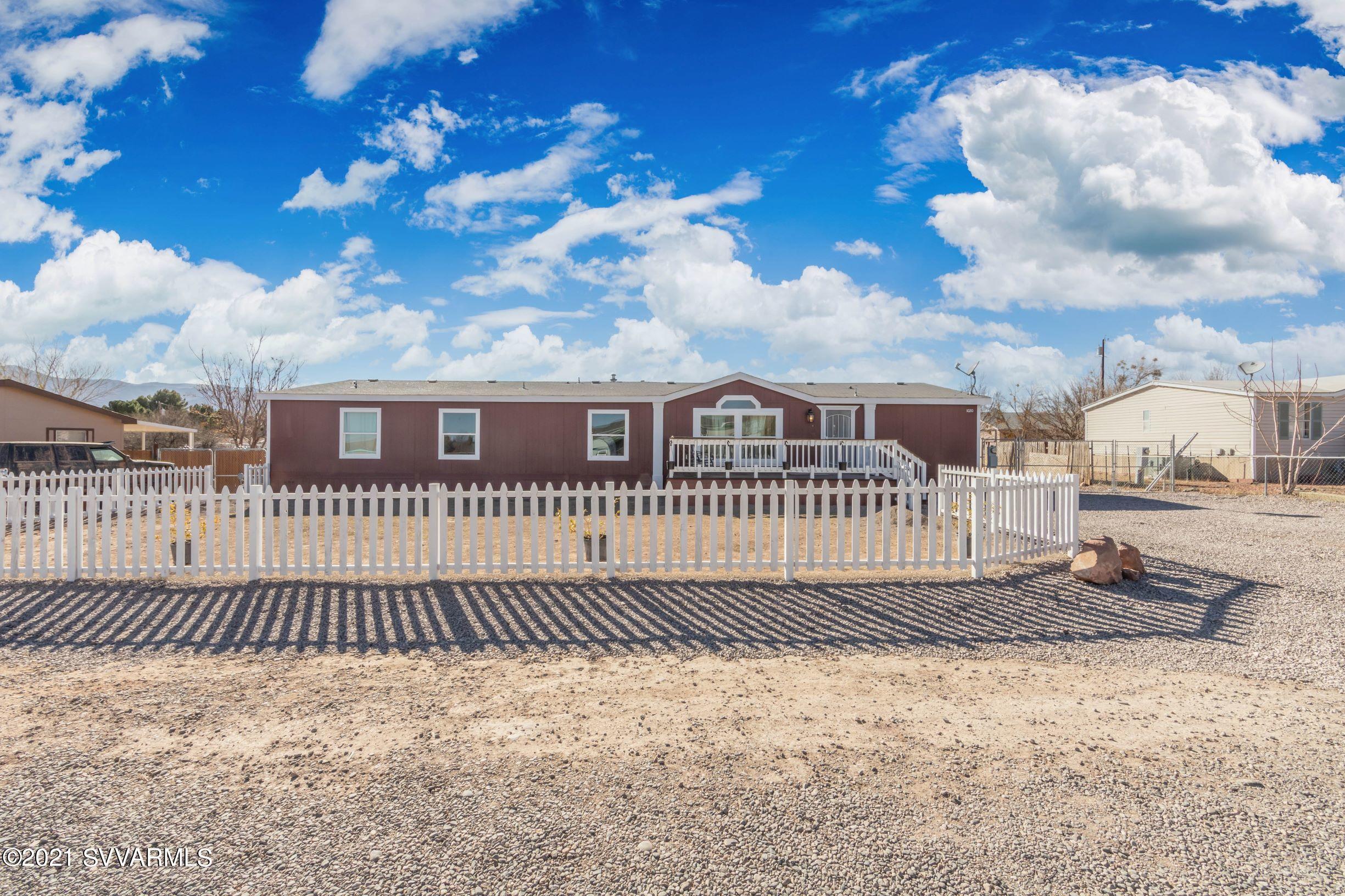1020 S Territory Tr Cottonwood, AZ 86326