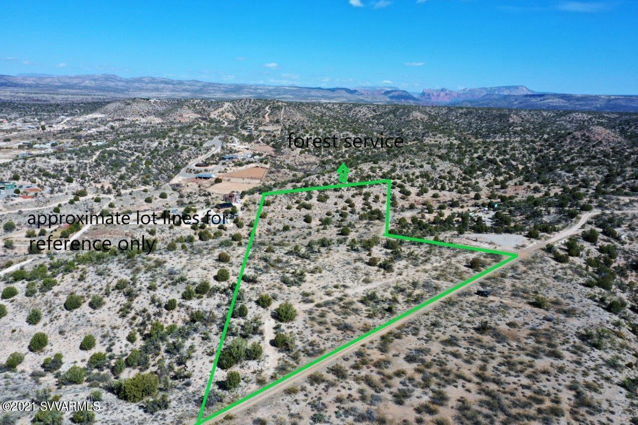 10.93 E Desert Willow Drive Rimrock, AZ 86335
