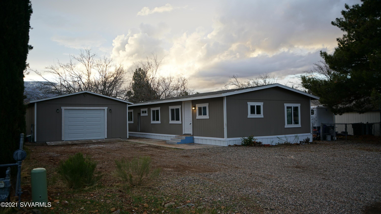 2694 S Sunset Drive Cottonwood, AZ 86326