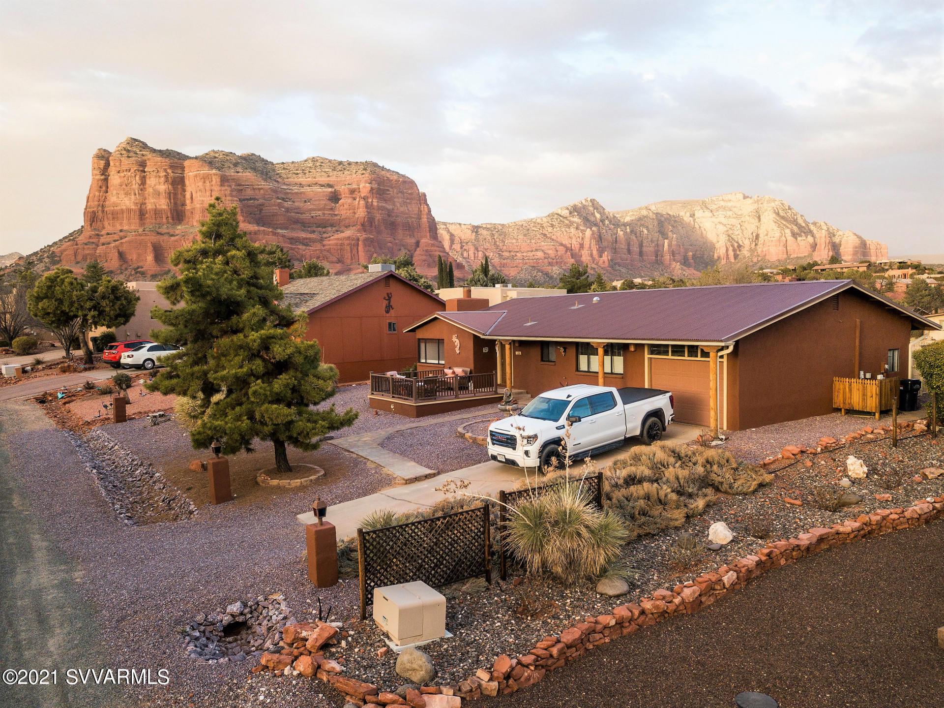 120 Cochise Drive Sedona, AZ 86351