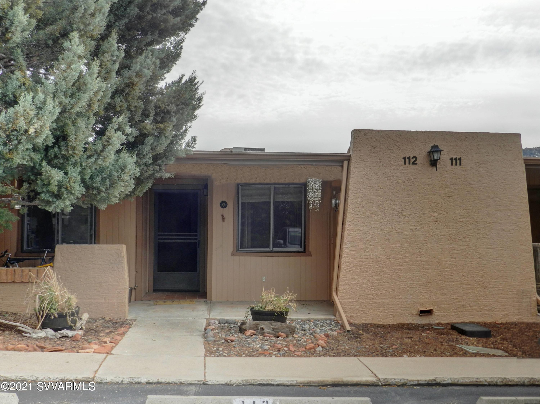130 Castle Rock Rd UNIT #112 Sedona, AZ 86351