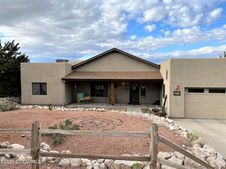 4176 N Pine Drive Rimrock, AZ 86335