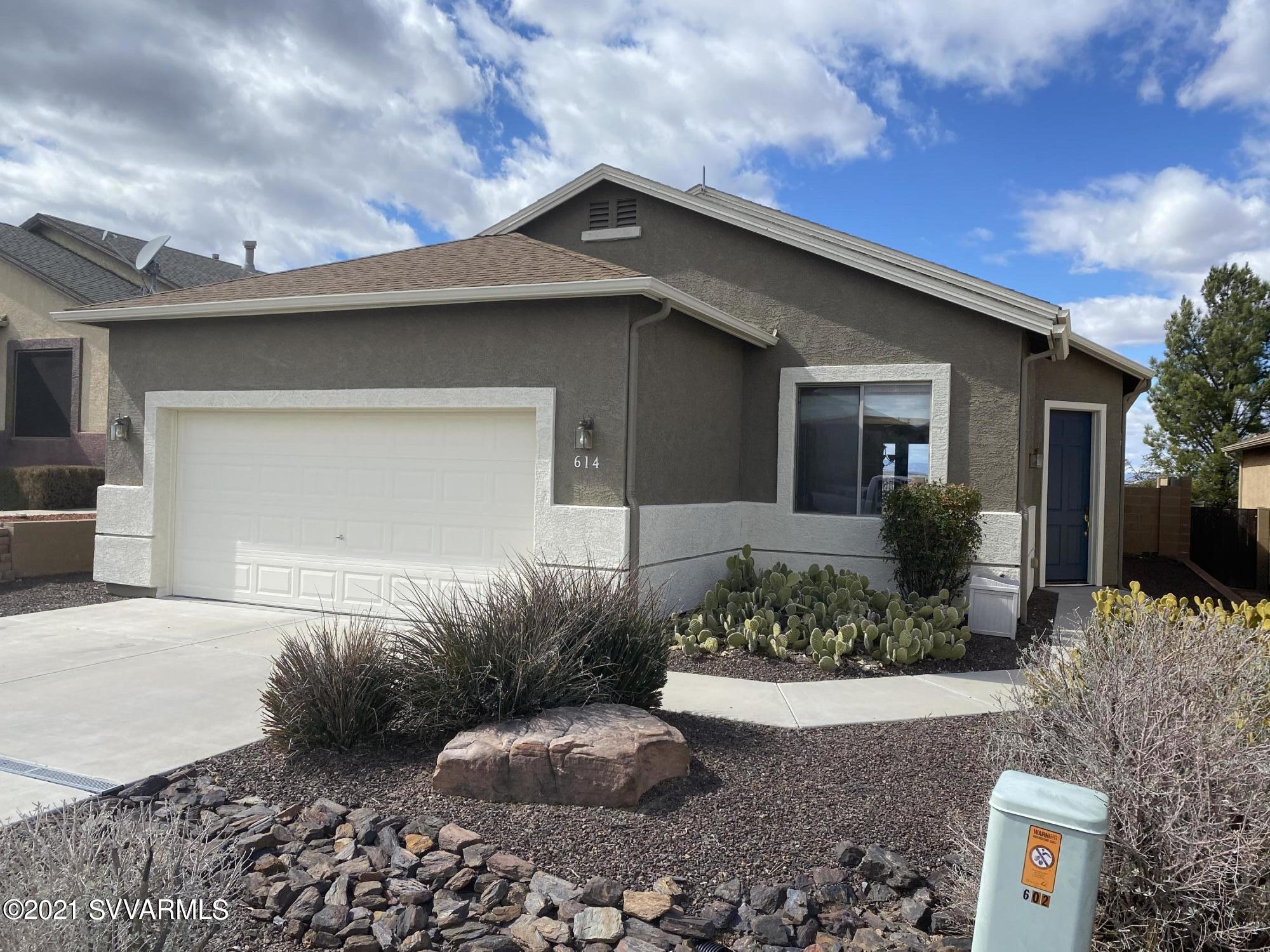 614 W Saddle Creek Drive Camp Verde, AZ 86322