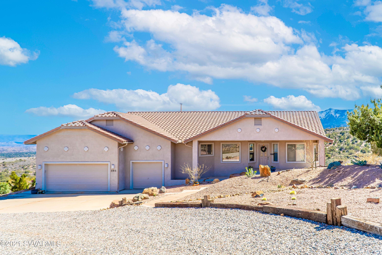 3165 S Paseo Del Sol Cottonwood, AZ 86326
