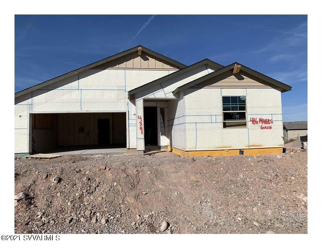 486 Miners Gulch Drive Clarkdale, AZ 86324