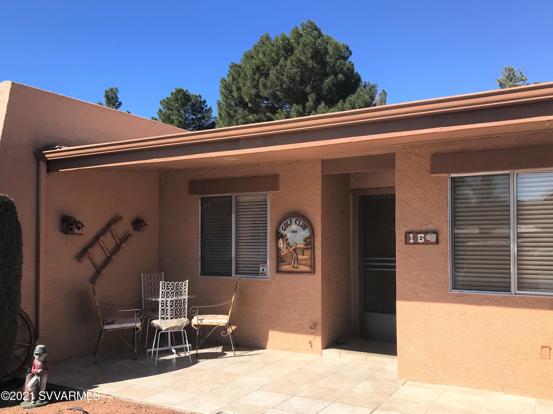 130 Castle Rock Rd UNIT #16 Sedona, AZ 86351