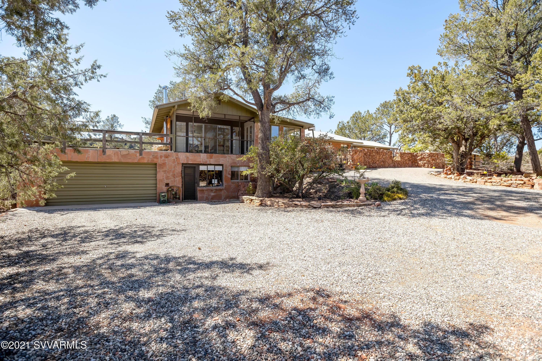 55 Castle Rock Tr Sedona, AZ 86336