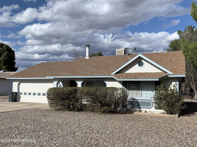 4490 Silver Leaf Tr Cottonwood, AZ 86326