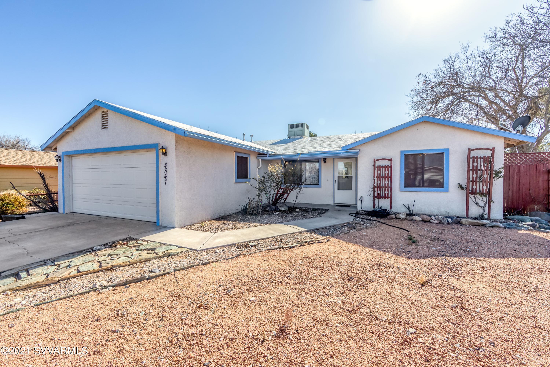 4547 E Diablo Drive Cottonwood, AZ 86326