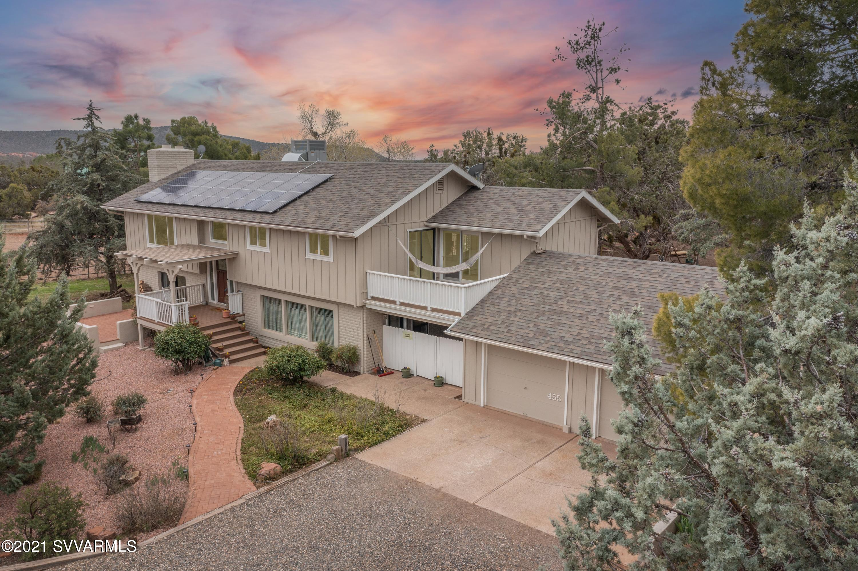 455 Color Cove Rd Sedona, AZ 86336