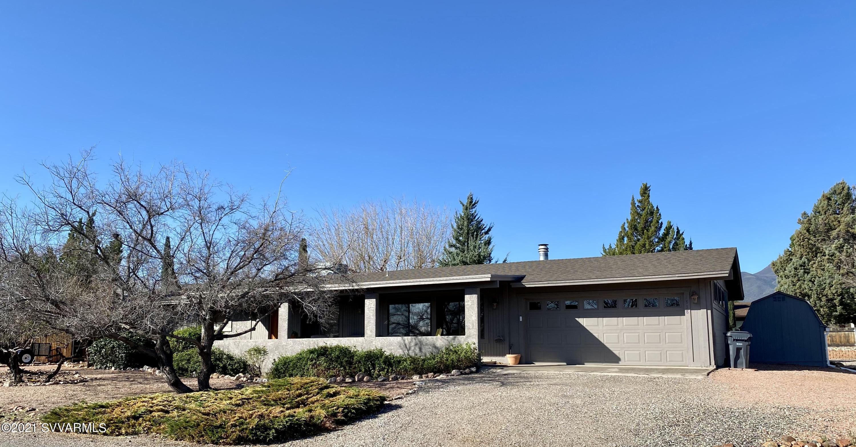 1838 S Shawnee Tr Cottonwood, AZ 86326