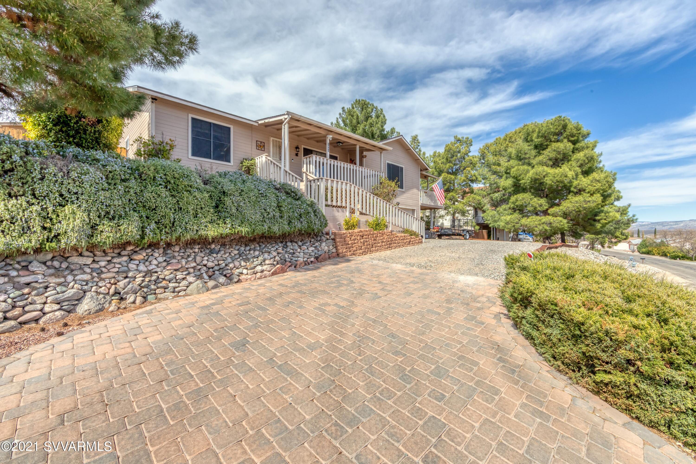 1686 S Destry Lane Cottonwood, AZ 86326