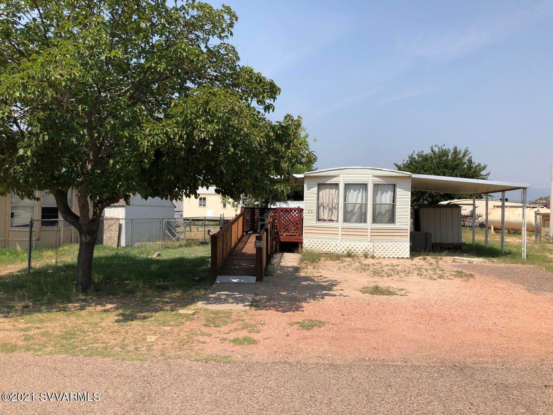 2223 N Arena Del Loma Camp Verde, AZ 86322