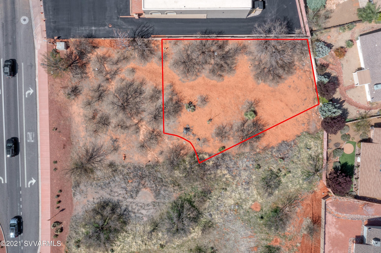 15 & 25 Cactus Circle Sedona, AZ 86351