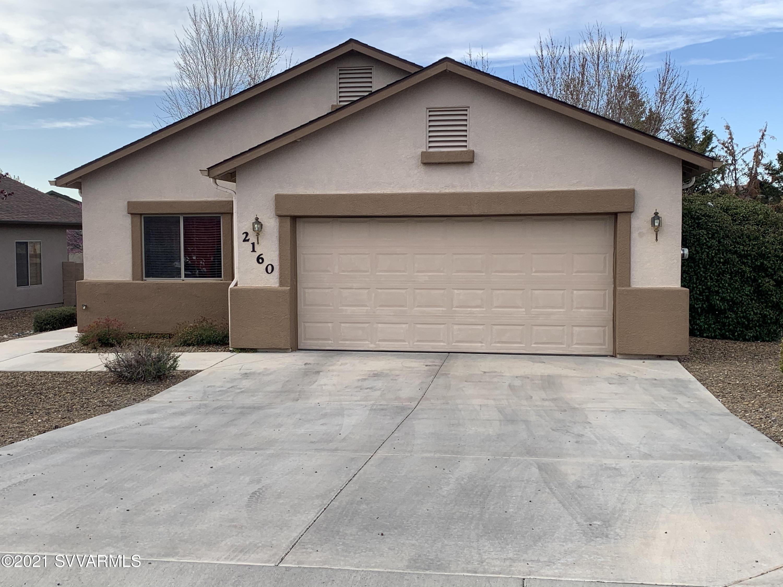 2160 Polaris Drive Chino Valley, AZ 86323