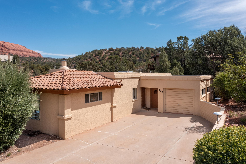 598 Circle Drive Sedona, AZ 86336