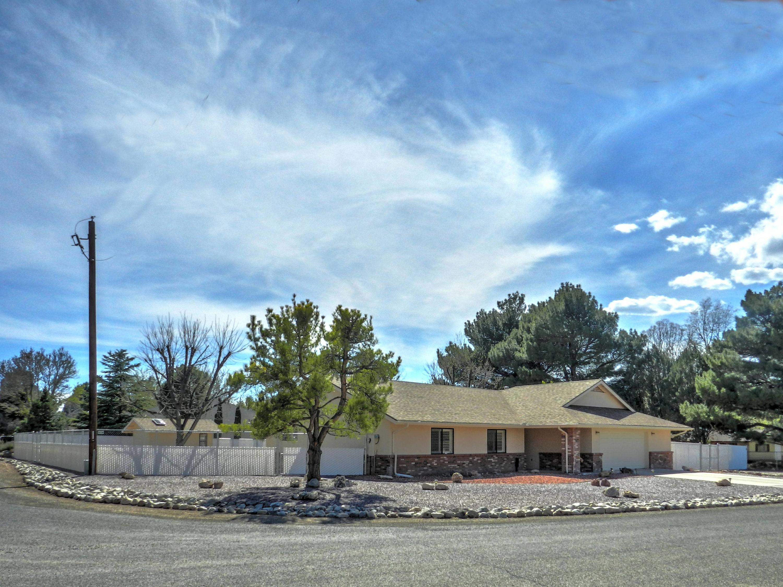 4320 N Lake View Drive Rimrock, AZ 86335