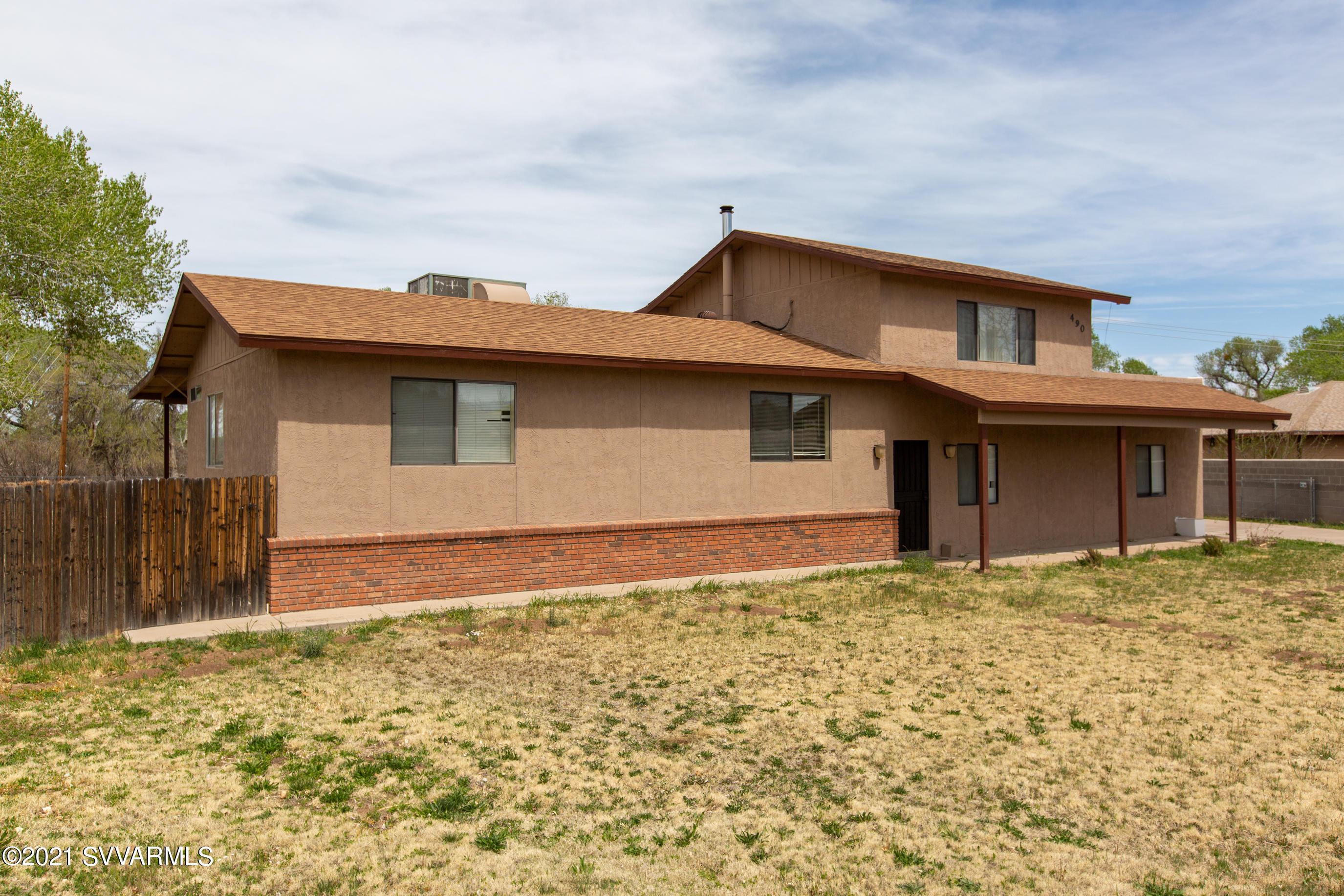 490 W Angus Drive Camp Verde, AZ 86322