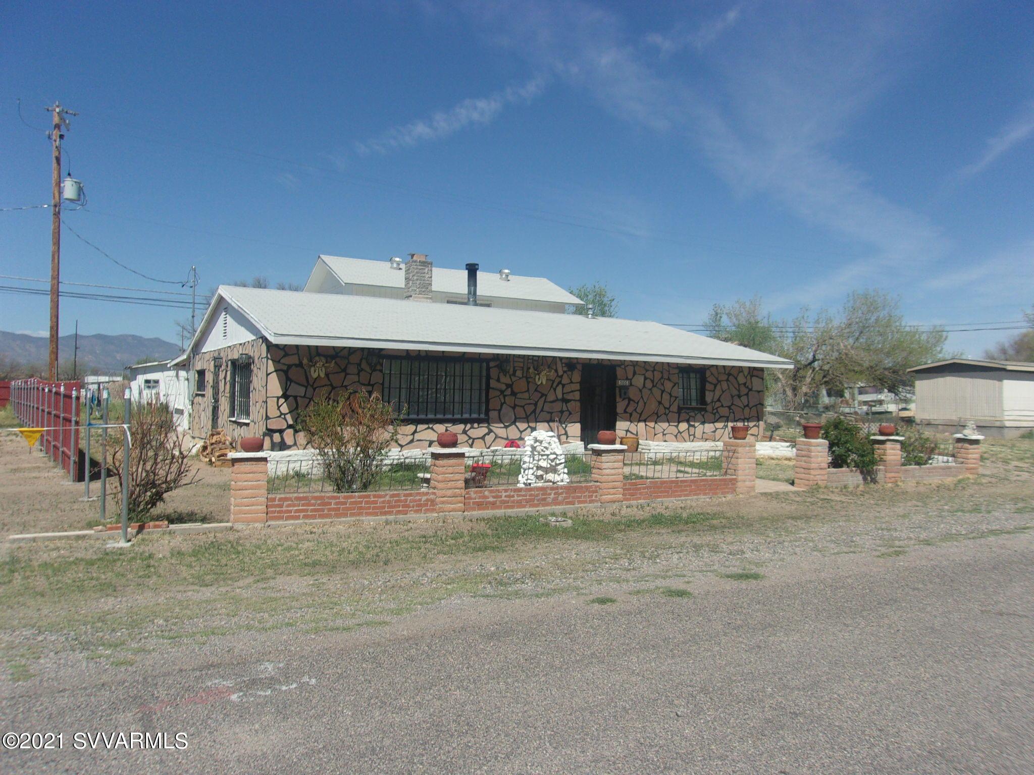3186 N Shady Lane Camp Verde, AZ 86322