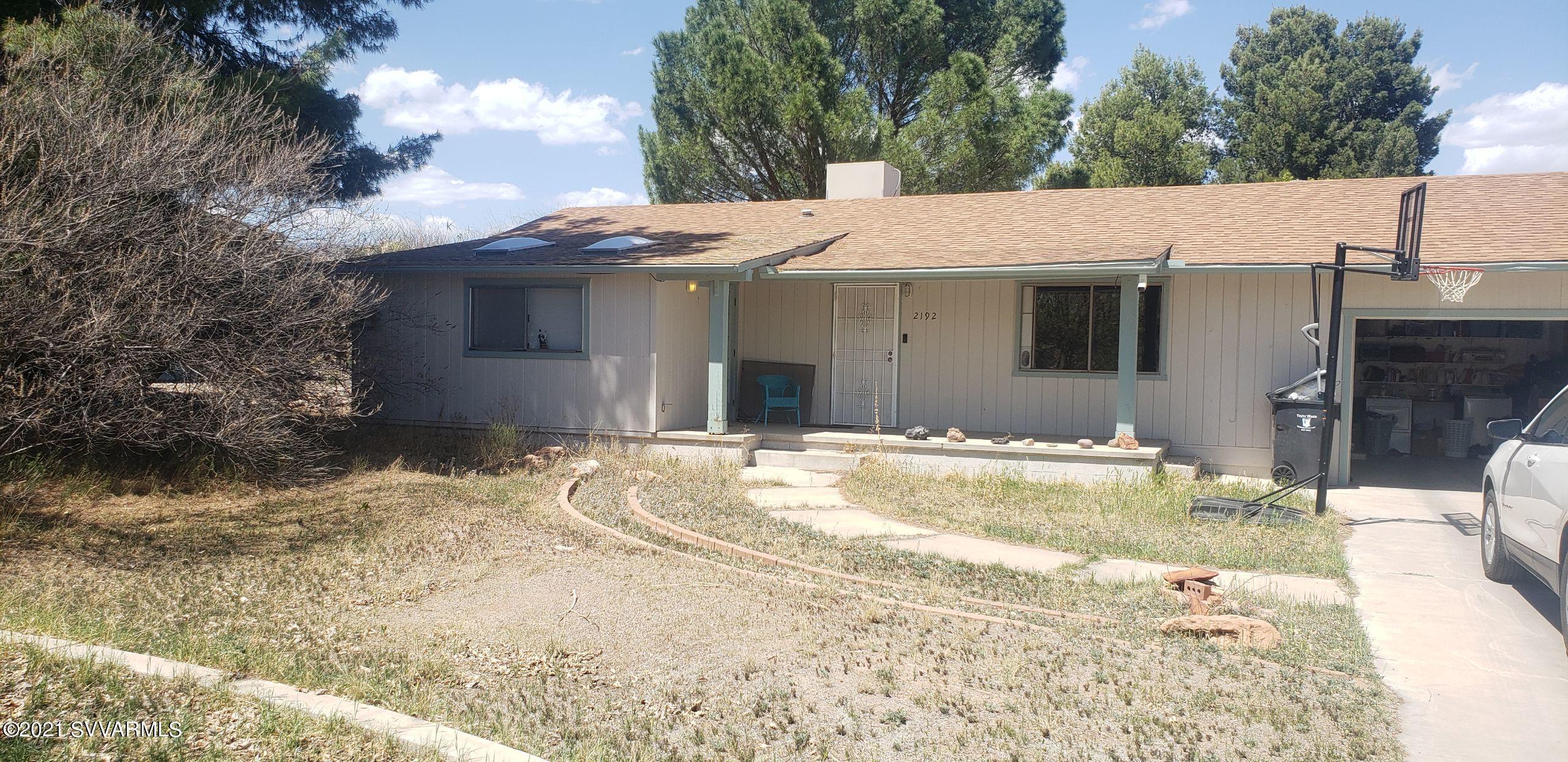 2192 Eastern Drive Cottonwood, AZ 86326
