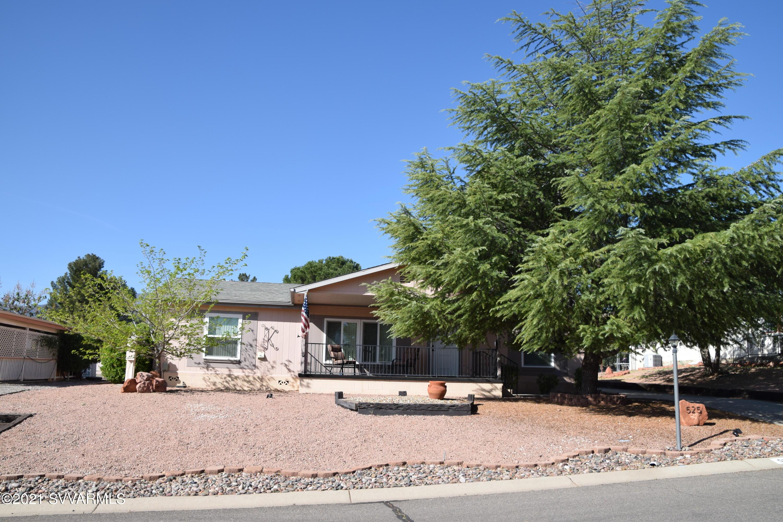 525 Mingus Shadows Drive Clarkdale, AZ 86324