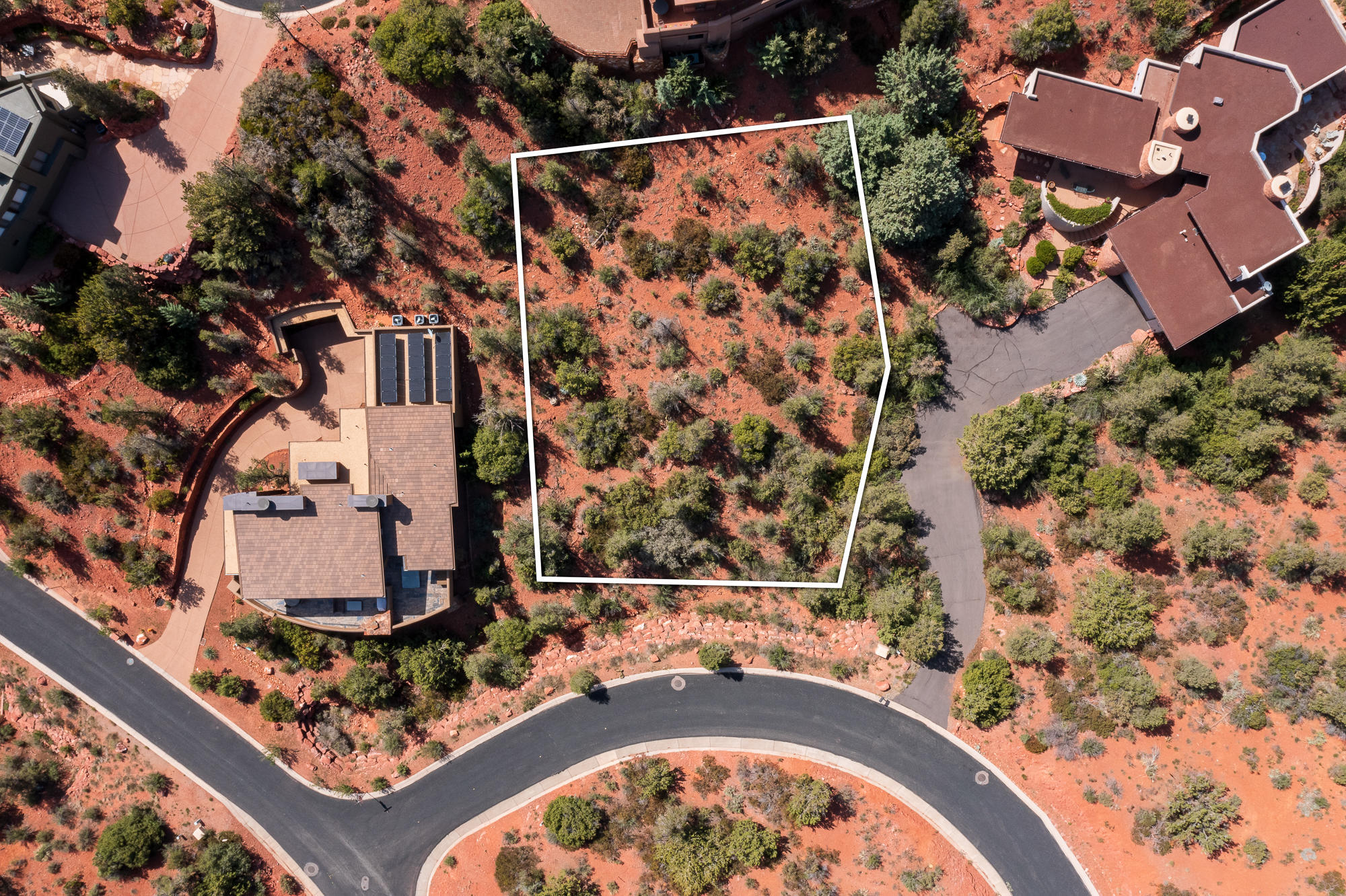 35 Steamboat Trail Sedona, AZ 86336