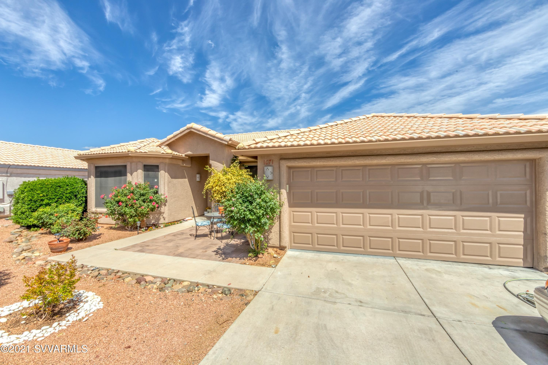 1071 S Vista Grande Drive Cottonwood, AZ 86326