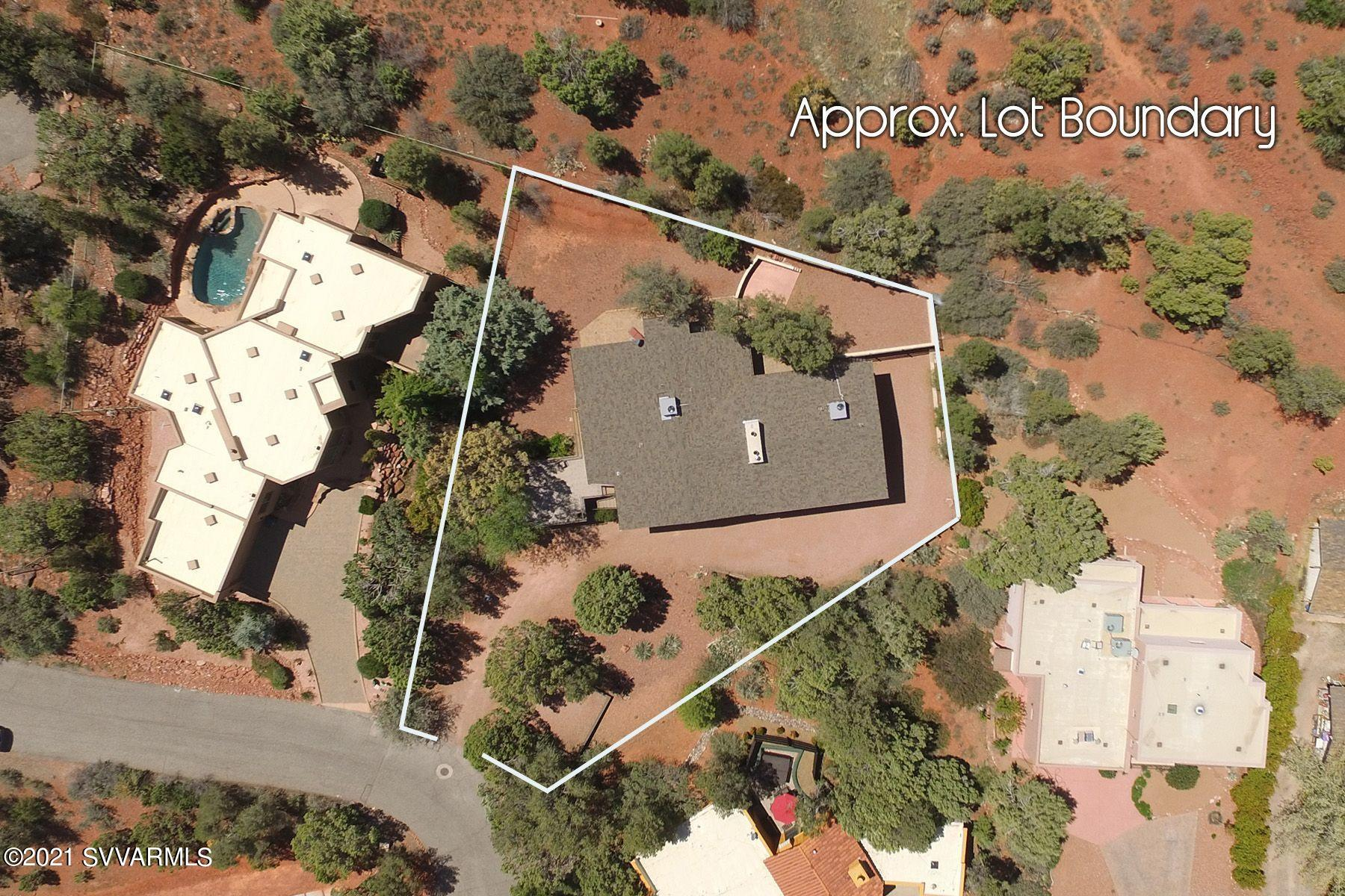 25 Hillside Court Sedona, AZ 86336