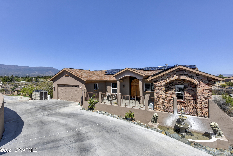 4360 E Vista Drive Cottonwood, AZ 86326