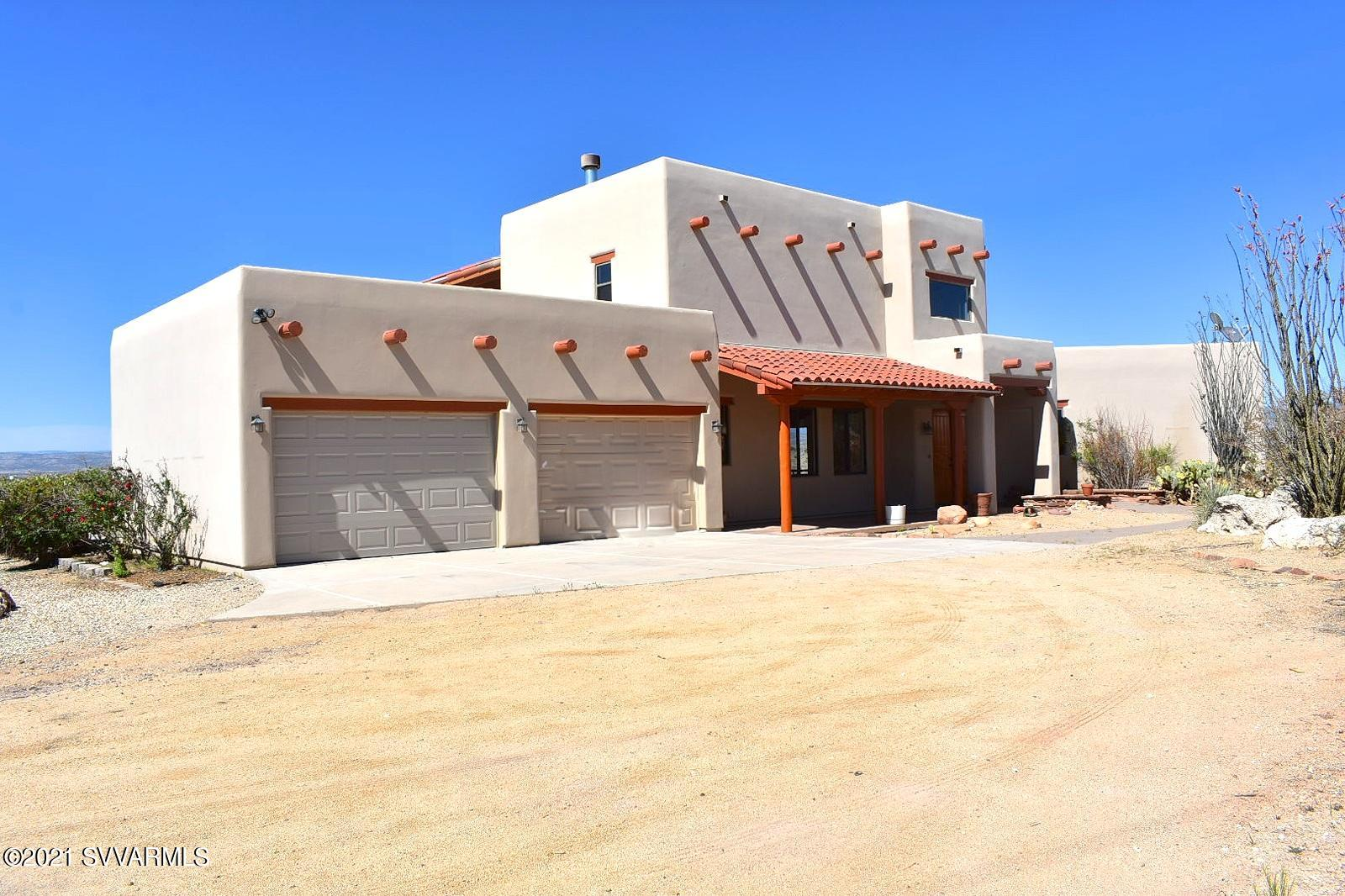 2501 E Orlandi Tr Rimrock, AZ 86335