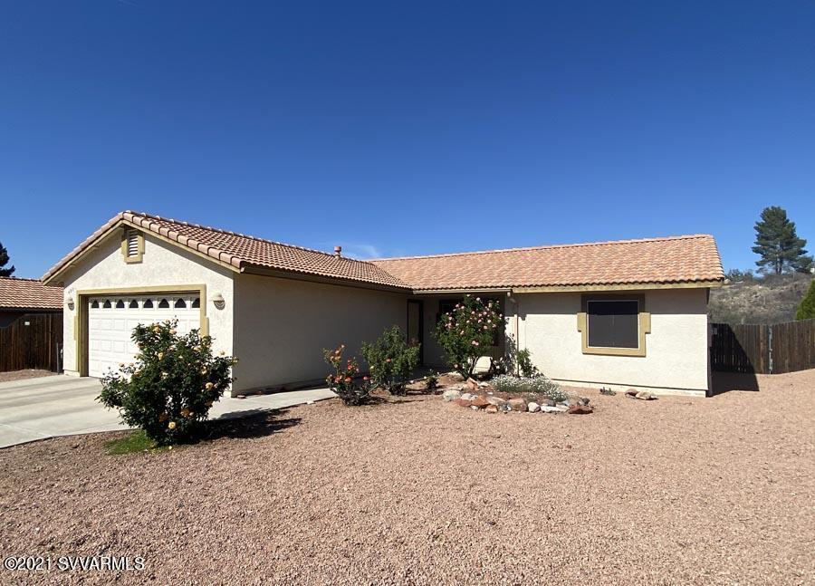 493 S Azure Drive Camp Verde, AZ 86322