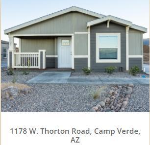 1178 W Thorton Rd Camp Verde, AZ 86322