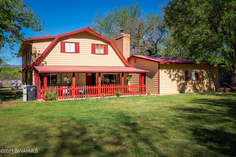 1730 N Rustler Tr Camp Verde, AZ 86322