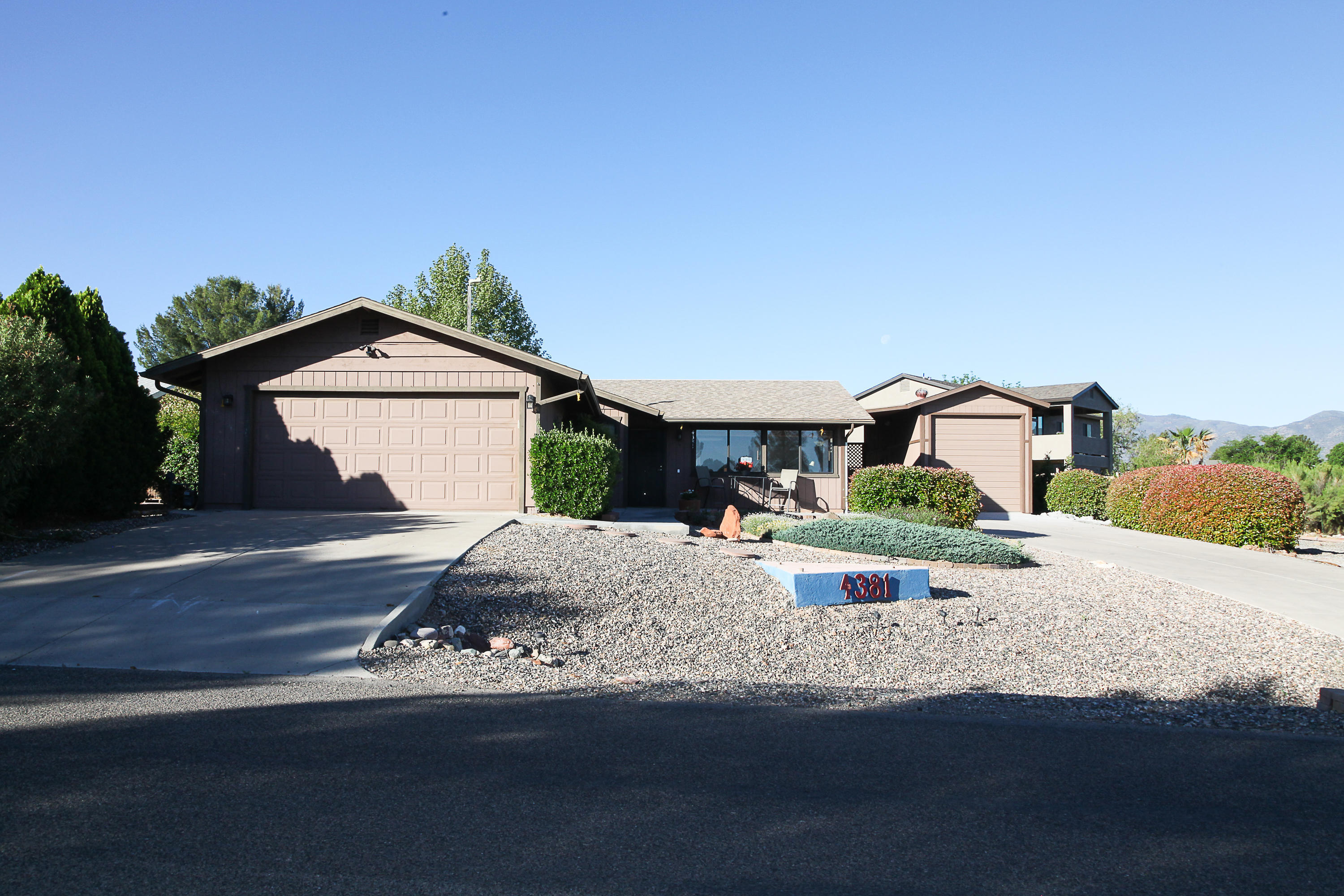 4381 E Mission Lane Cottonwood, AZ 86326