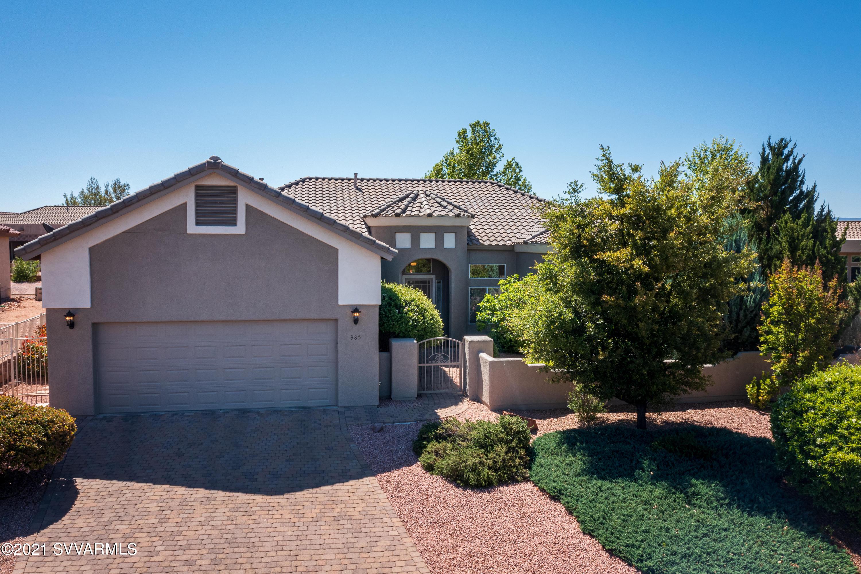 985 S Pine Ridge Court Cornville, AZ 86325