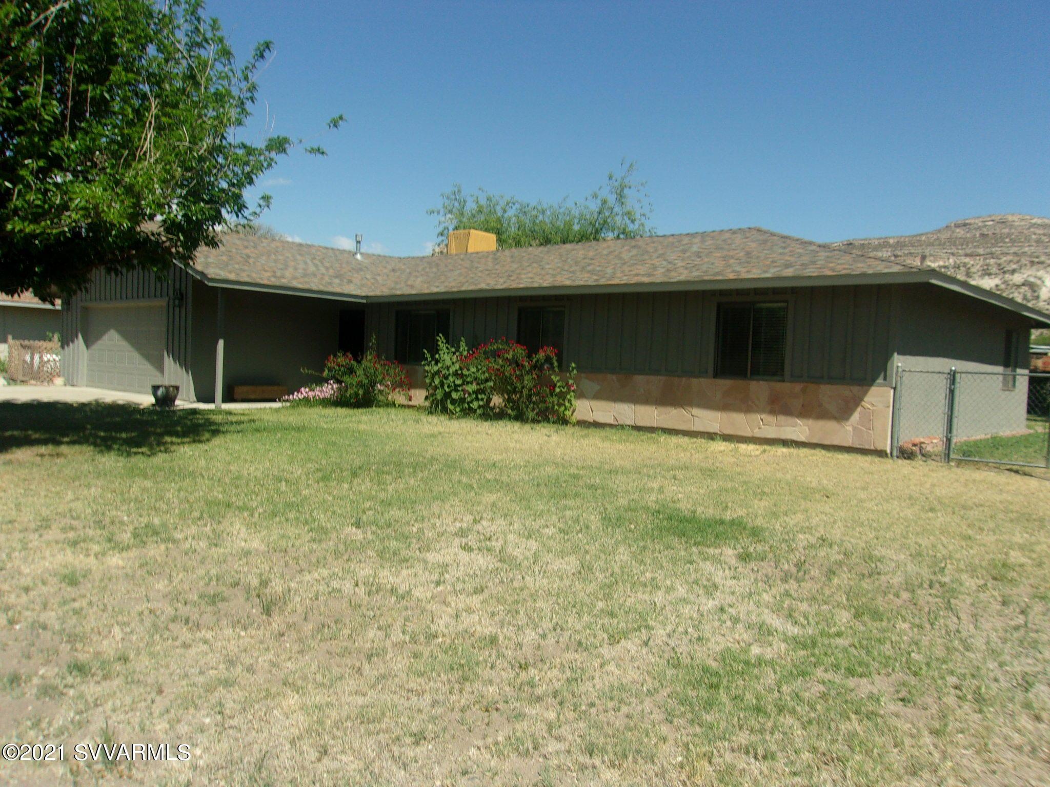 3366 E Mesquite Tr Camp Verde, AZ 86322