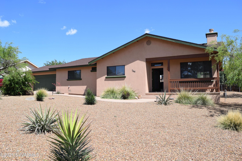 744 Rio Mesa Tr Cottonwood, AZ 86326